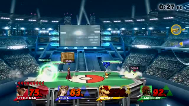 Watch and share Little Mac GIFs and Sm4sh GIFs on Gfycat