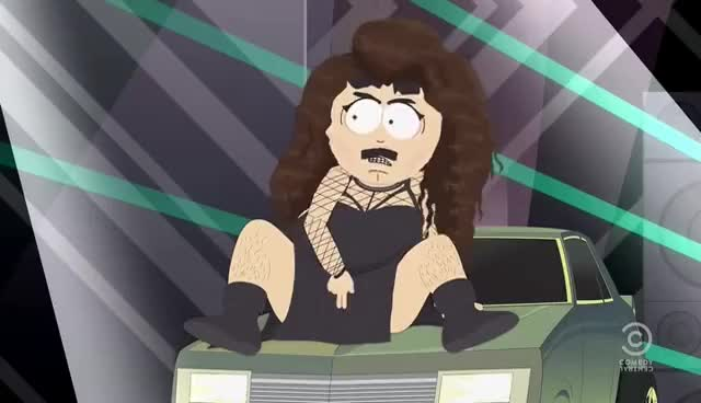 Watch South Park - Randy Marsh as Lorde GIF on Gfycat. Discover more related GIFs on Gfycat