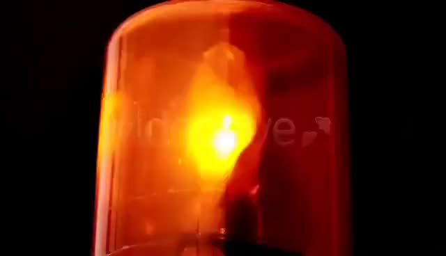 Watch and share Stock Footage - Alarm Flashing Light Siren | VideoHive GIFs on Gfycat