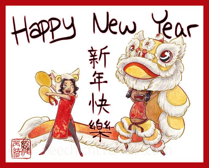 avatar, chinese, happy, korra, new, year, Happy Chinese new year GIFs
