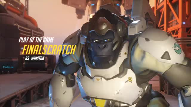 Watch Anger Management GIF on Gfycat. Discover more overwatch, potg GIFs on Gfycat
