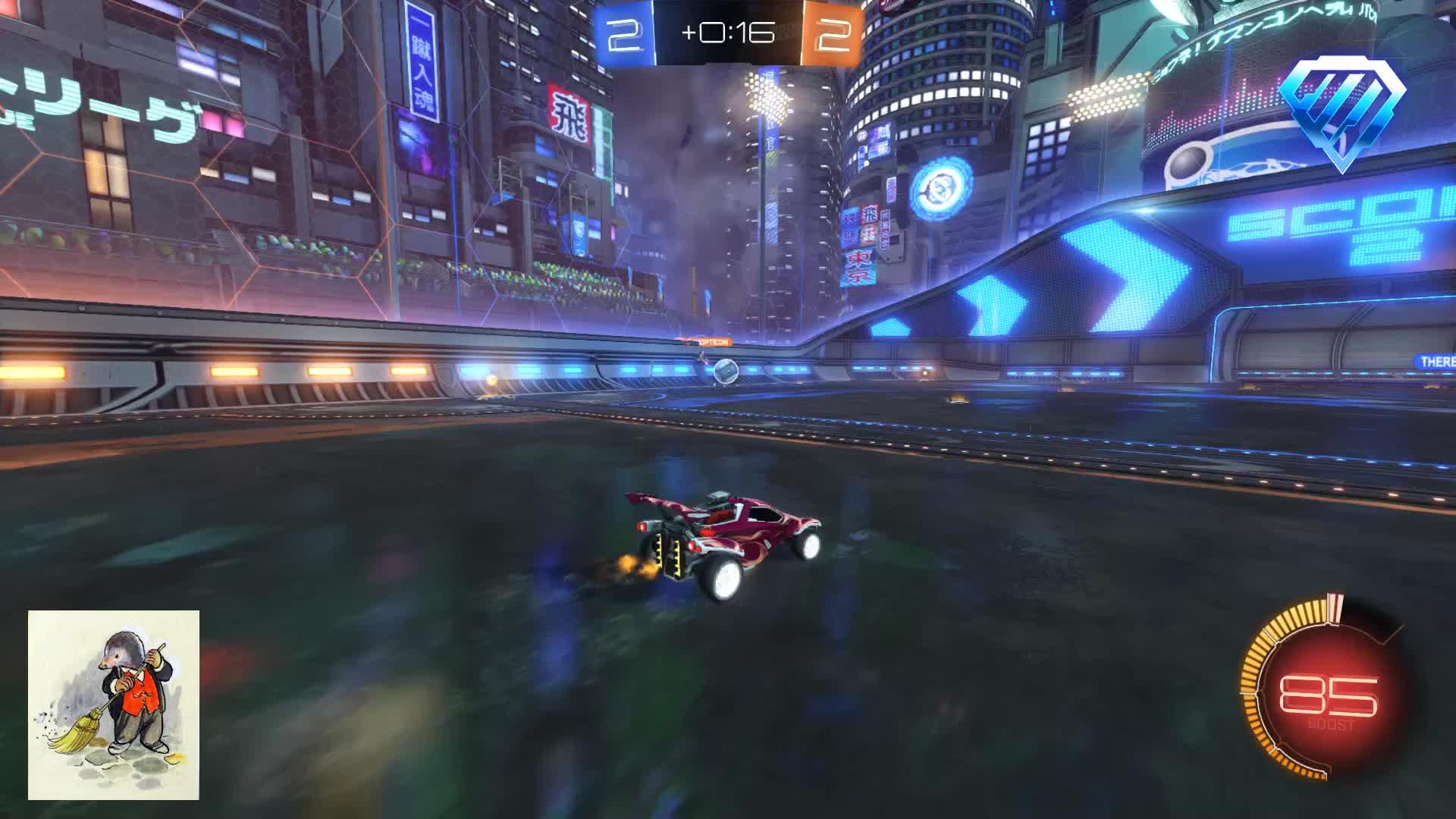 Gif Your Game, GifYourGame, Goal, Moly17, Rocket League, RocketLeague, Goal 5: Moly17 GIFs