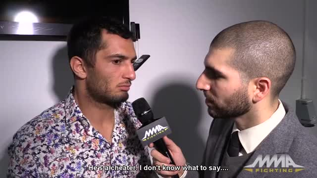 Watch and share Gegard Mousasi GIFs and Fighting GIFs on Gfycat