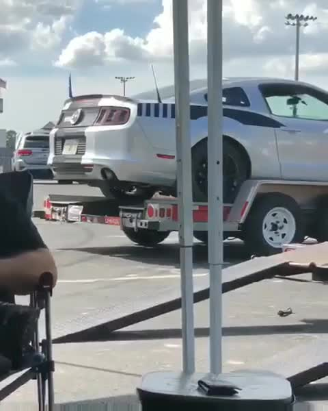 Watch and share Mustang Fail GIFs by whatdidyouexpect306 on Gfycat