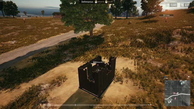 Watch and share Vlc-record-2018-01-11-16h19m33s-PLAYERUNKNOWN GIFs on Gfycat