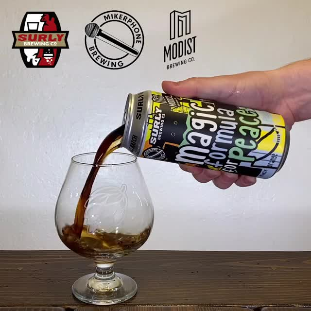 Watch and share Collaboration Beer GIFs and Mikerphone Brewing GIFs by Craft Beer Time on Gfycat