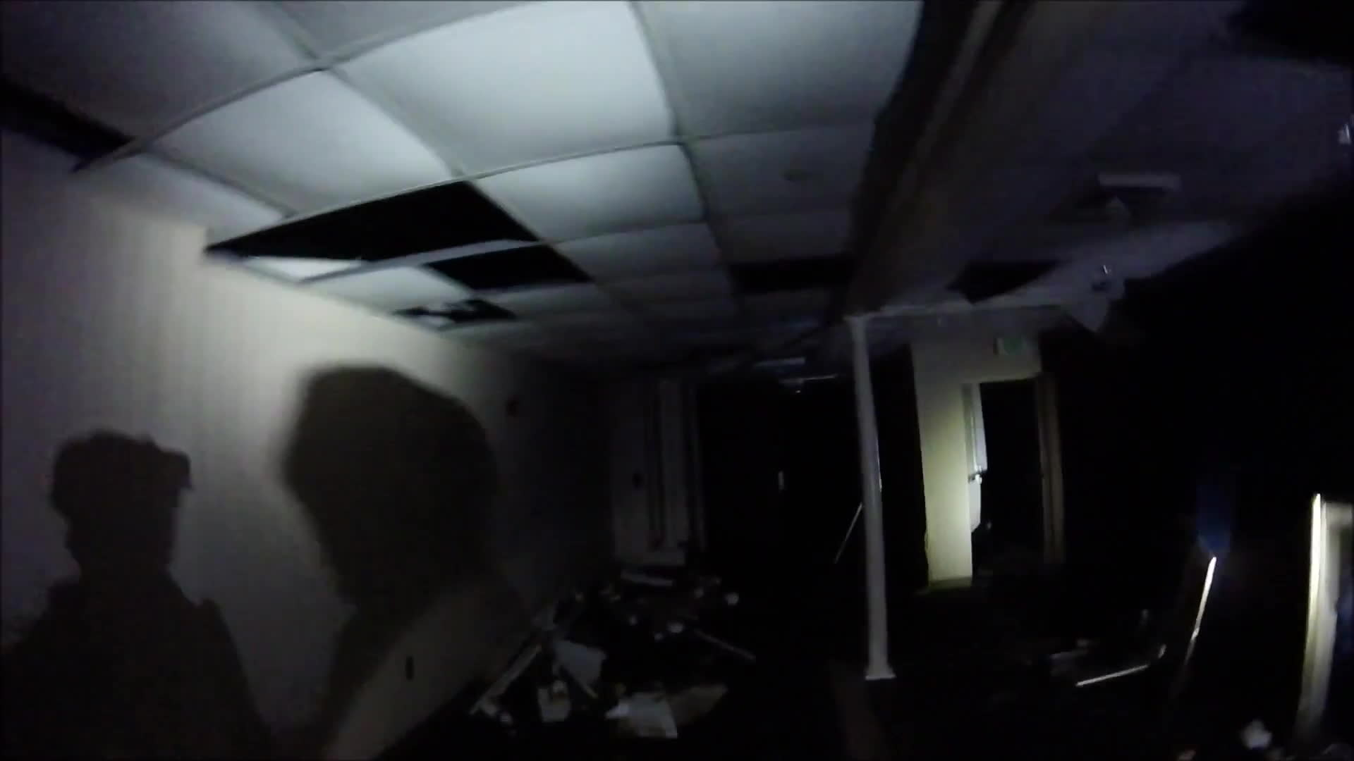 ghost adventures, paranormal, paranormal pete, Exploring an abandoned hospital GIFs