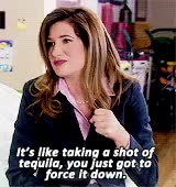 Watch and share Kathryn Hahn GIFs and Tequila GIFs on Gfycat