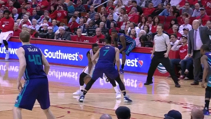 james harden, jeremy lin, nbacirclejerk, Harden Embarrasses Lin with the Crossover GIFs