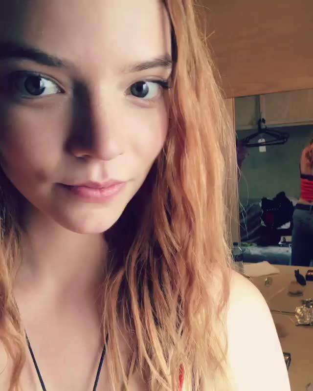 Watch and share Anya Taylor Joy GIFs on Gfycat
