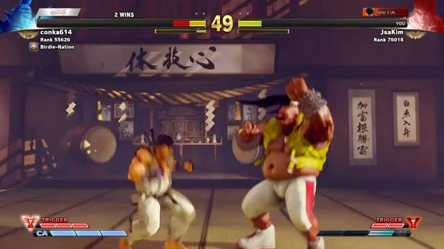 Watch and share Street Fighter GIFs and Sfv GIFs by Jin Su Kim on Gfycat