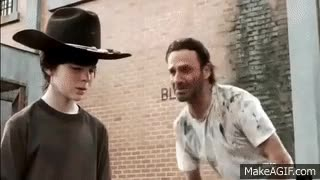 Watch and share The Walking Dead (Best Scene) Rick Cry 'Oh No No No!' GIFs on Gfycat
