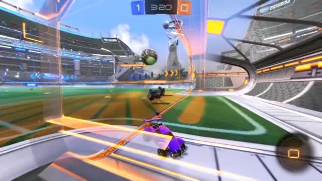 Watch Shot 6: Andrei GIF by Gif Your Game (@gifyourgame) on Gfycat. Discover more Gif Your Game, GifYourGame, Nanozed, Rocket League, RocketLeague GIFs on Gfycat