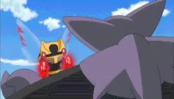 Watch and share Pokemon Sinnoh Gliscor Ninjask Fury Cutter GIFs on Gfycat