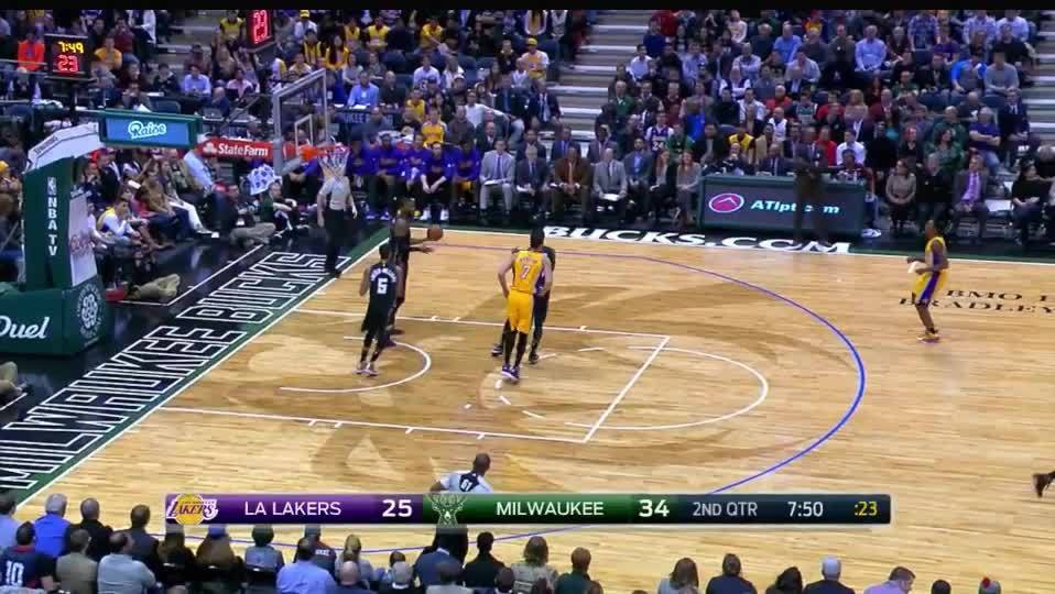 Lakers Defense GIFs