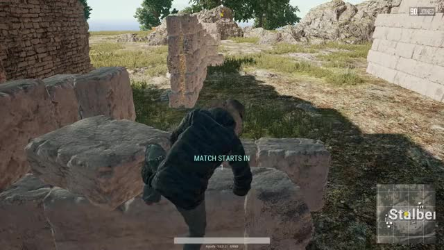 Watch and share Vlc-record-2018-06-06-14h07m58s-vlc-record-2018-06-06-14h06m16s-PLAYERUNKNOWN.mp4- GIFs on Gfycat