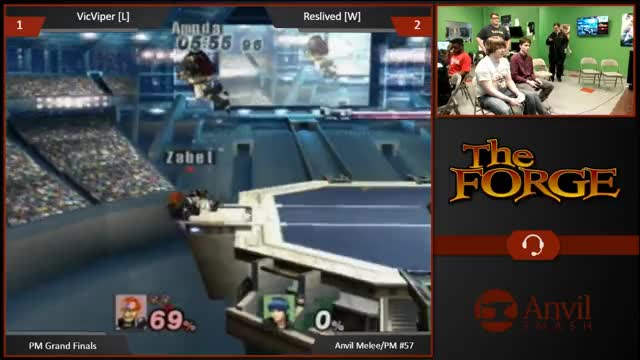 Watch Anvil Melee/PM #57 ft. Reslived, Quest and Cicero GIF on Gfycat. Discover more SSBPM GIFs on Gfycat