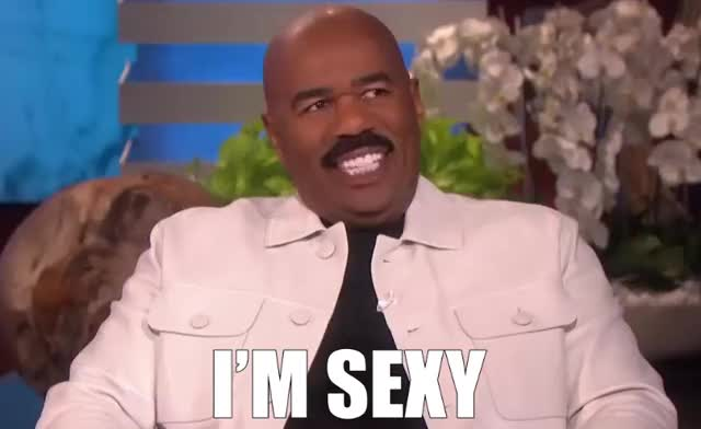 Watch and share Steve Harvey GIFs and Sexy GIFs by GIF Factory on Gfycat