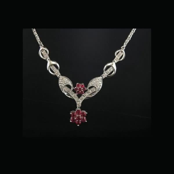 Watch and share Diamond Necklace GIFs and Vintage Diamond GIFs by Romantic Jewelers on Gfycat