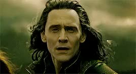 Watch and share Thor The Dark World GIFs and Loki Laufeyson GIFs on Gfycat