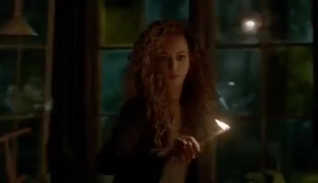 Watch and share TVD 8x12 Burning Enzo's Body GIFs on Gfycat