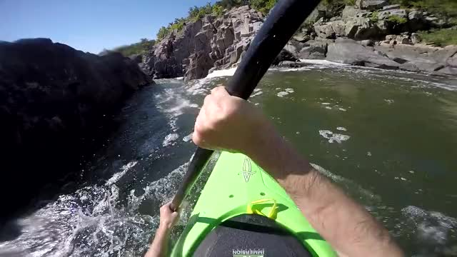 Watch Kayaking the Spout GIF on Gfycat. Discover more adrenalineporn, whitewater GIFs on Gfycat