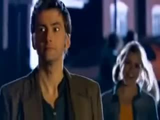 DoctorWho, ten and rose 9 GIFs
