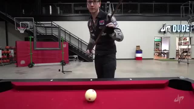 Watch and share Cannonball Pool Trick Shot GIFs by HoodieDog on Gfycat
