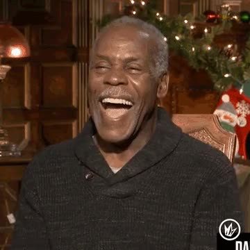 Watch and share Danny Glover GIFs and Laughing GIFs on Gfycat
