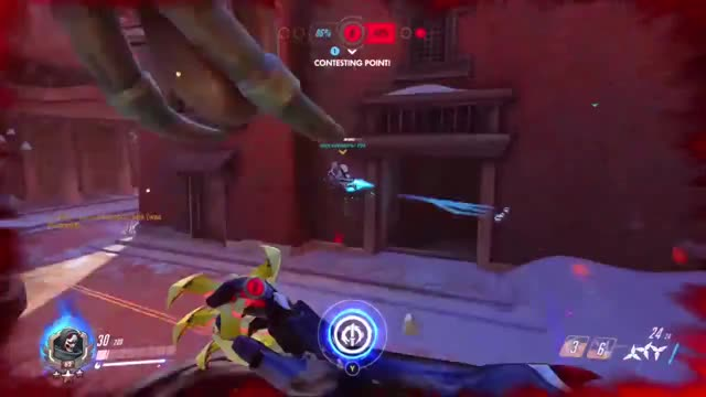 Watch shoutout to my favorite support, soldier 76 GIF by @grandmasterhalo on Gfycat. Discover more Overwatch, genji, gifsthatendtoosoon GIFs on Gfycat