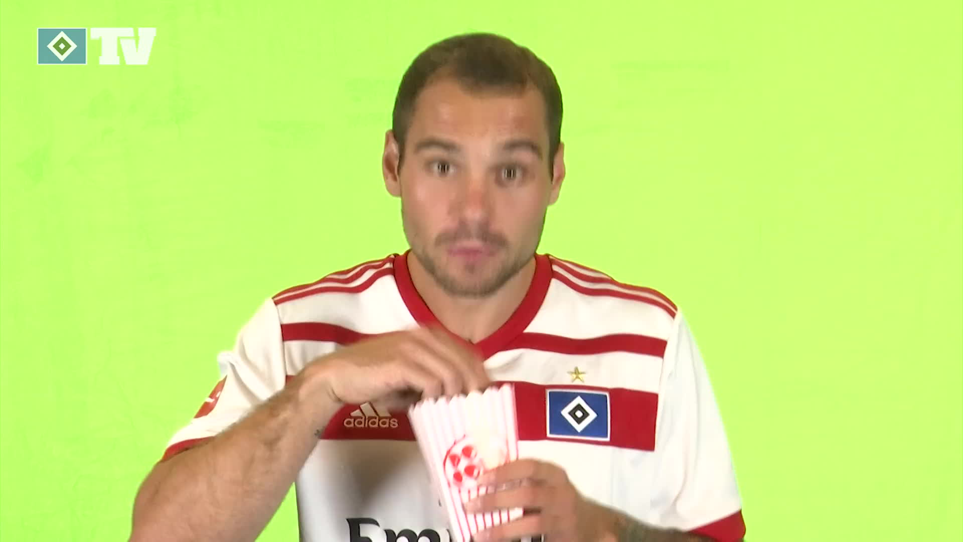 hamburg, hsv, pierre michel lasogga, Hamburger SV - Pierre Michel Lasogga GIFs