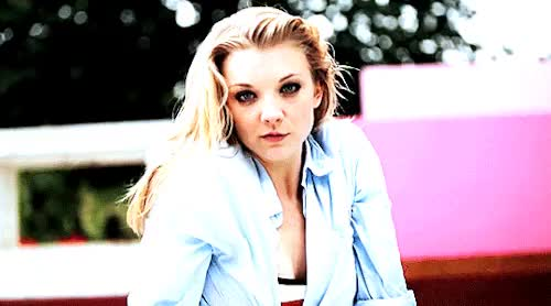 Watch and share Natalie Dormer GIFs and Photoshoot GIFs on Gfycat