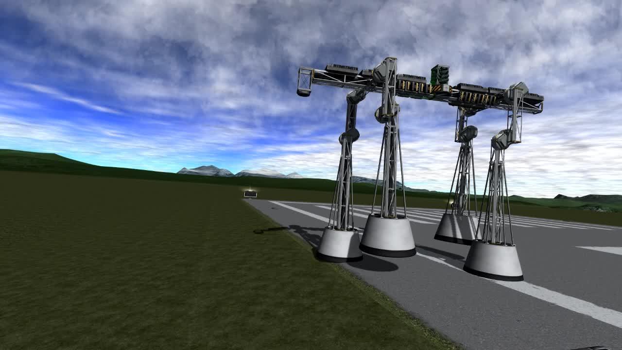 KerbalSpaceProgram, kerbalspaceprogram, AT-AT Skeleton - Robbaz GIFs