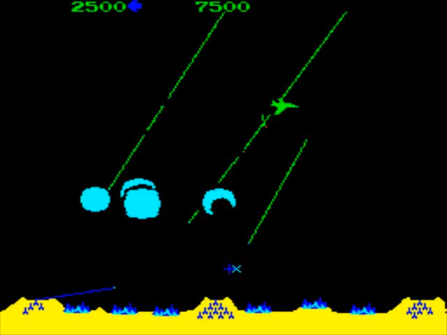 Watch Missile Command GIF by Haikuwoot (@eoner321) on Gfycat. Discover more retrogaming GIFs on Gfycat