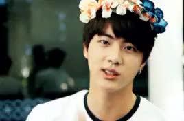 Watch Kim Seokjin~ GIF on Gfycat. Discover more bangtan, gif:jin, jin, kim seokjin, my handsome love~, mygifs, seokjin GIFs on Gfycat