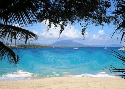 Watch and share Práctica De Gimp Olas En La Playa GIFs on Gfycat