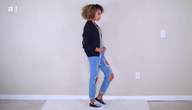 Watch and share Everyday Casual Outfit Ideas! Lookbook GIFs on Gfycat