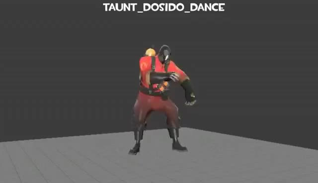 TF2 Unused Taunts 2013 GIF | Find, Make & Share Gfycat GIFs