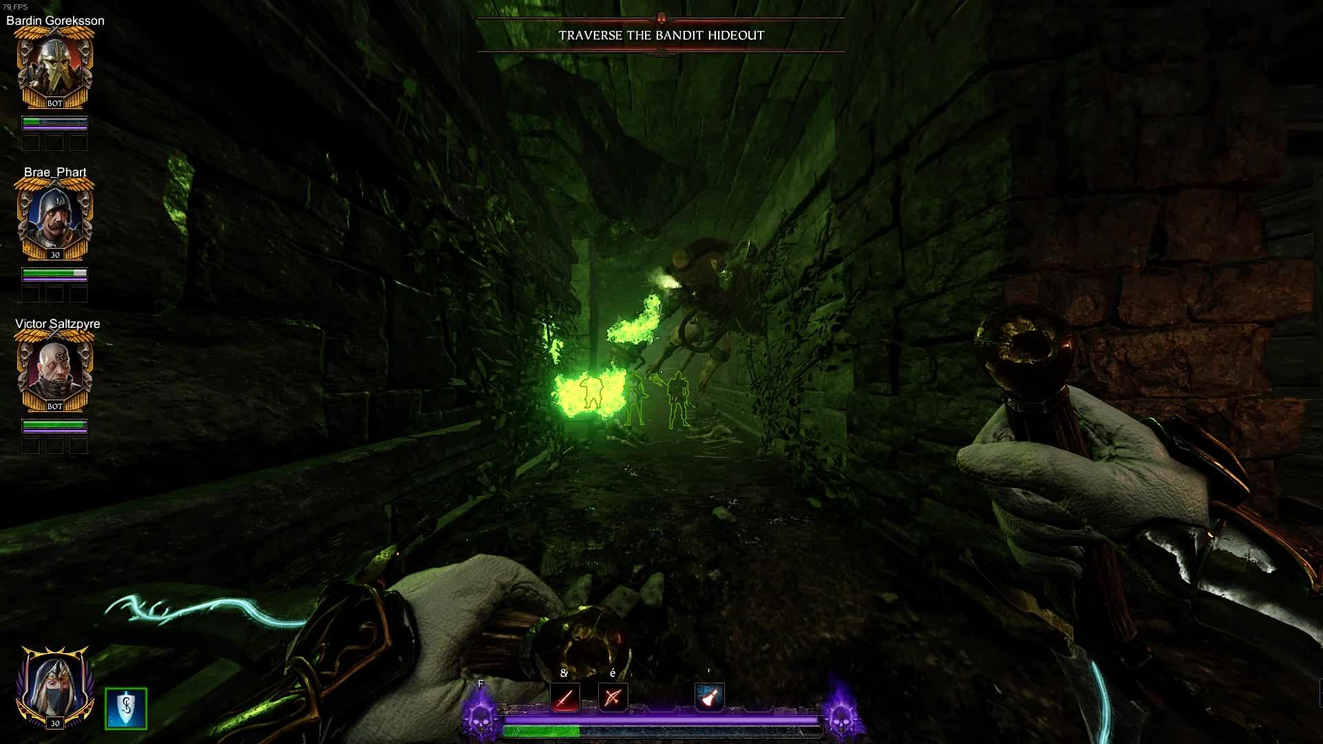 Stormfiend, Vermintide, Vermintide 2, Warhammer, Vermintide Stormfiend GIFs