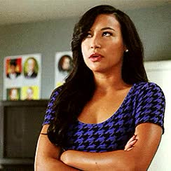 Watch and share Naya Rivera GIFs by Reactions on Gfycat