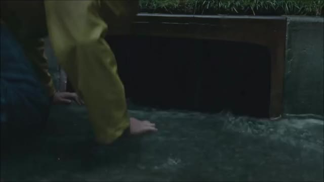 Watch this it GIF by IT Movie (@itmovie) on Gfycat. Discover more clown, creepy, horror, it, it movie, scary, warner bros., warnerbros, wb GIFs on Gfycat