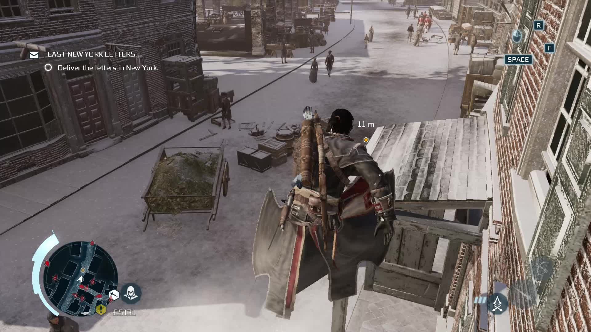 Assassin's Creed 3 Remastered, You ok there, pal? GIFs