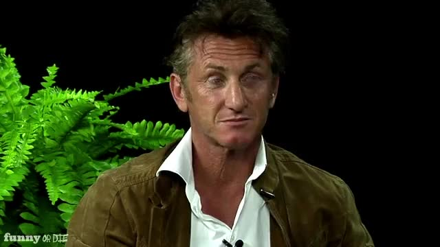 Watch and share Between Two Ferns With Zach Galifianakis GIFs and Sean Penn GIFs by Funny Or Die on Gfycat