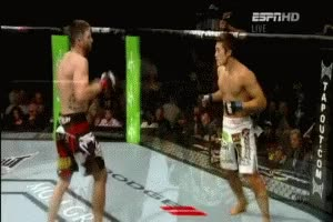 Watch knee GIF on Gfycat. Discover more mma GIFs on Gfycat