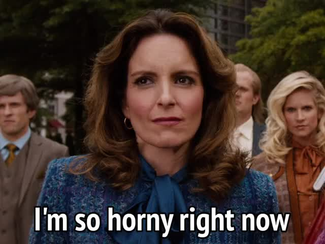 Watch and share Anchorman GIFs and Tina Fey GIFs by MikeyMo on Gfycat