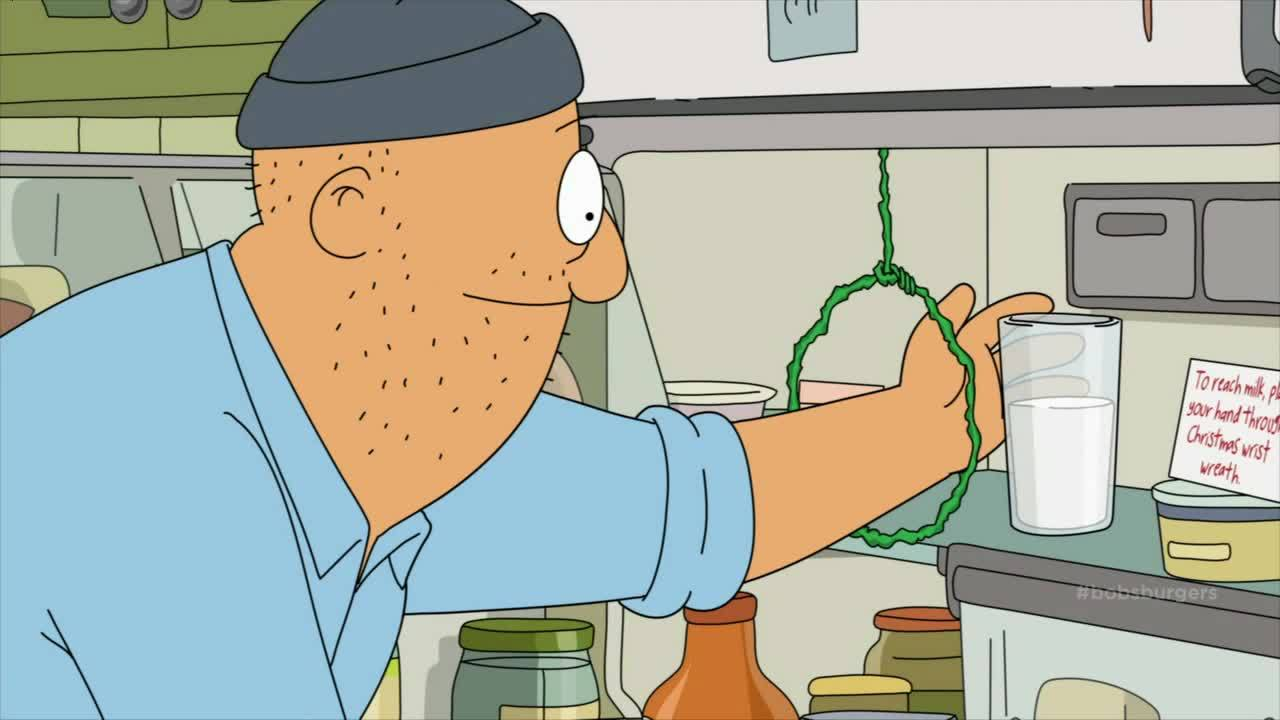 bobsburgers, Ooh, pickles. (reddit) GIFs