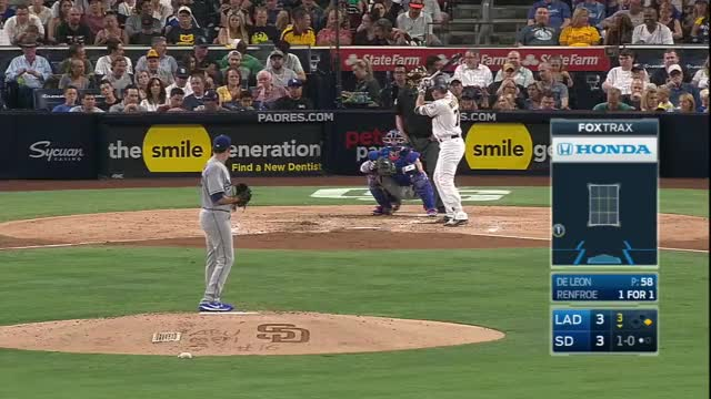 Watch and share Renfroe's Two-run Homer GIFs by Baseball America on Gfycat