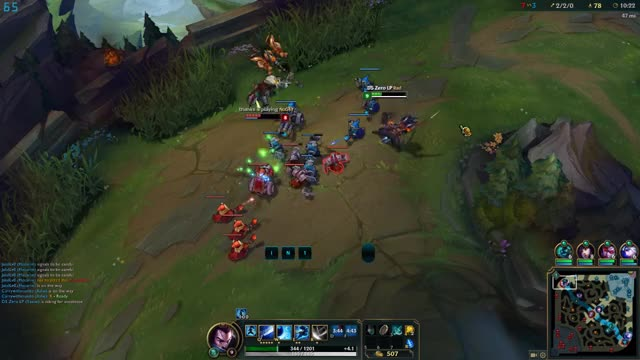 d3 jayce gets outplayed by plat 1 dirtbag yasuo main