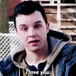 Watch and share Gallagher GIFs and Gallavich GIFs on Gfycat