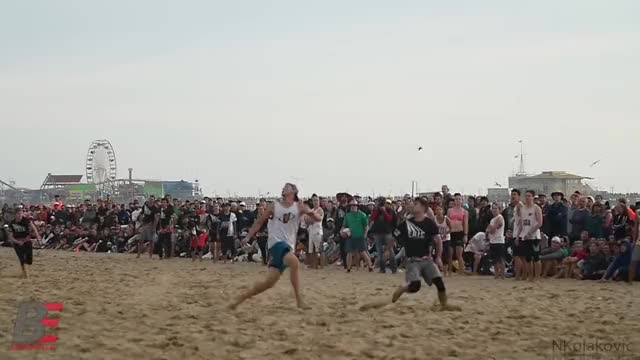Watch Lei Out 2016: Finals Highlights - NKolakovic GIF by @dipson on Gfycat. Discover more frisbee, nkolakovic, ultimate GIFs on Gfycat